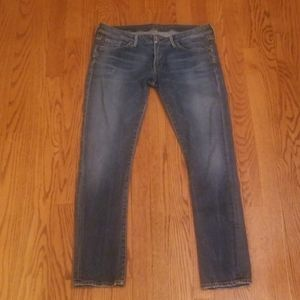Citizens Of Humanity Jeans - Citizens of Humanity distressed ankle Jean's 32
